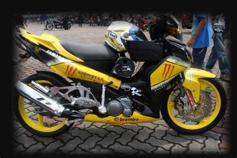 Foto Motor Jupiter by 15 Foto Modifikasi Motor Yamaha Jupiter Z Modifikasi
