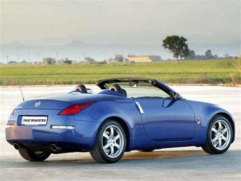 nissan coupe convertible 2004 nissan 350z roadster z33 related infomation