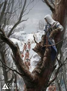 Assassin's creed 3 connor art work. | Assassin's Creed ...