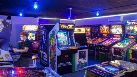 L'arcade Home Interiors : Another Castle Video Games