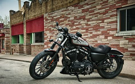 Harley Davidson Iron 883 Hd Wallpapers