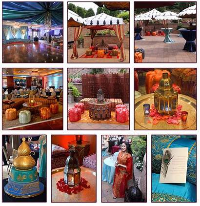 Sweet Party Nights Arabian Themed Moroccan Parties