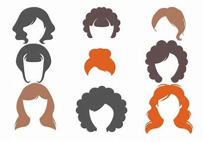 Cheveux Woman Femme Vecteur Gratuit Clipart Haircuts
