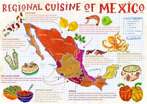 the history of cuisine vamos a méxico we re going to mexico