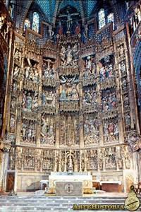 Catedral De Toledo Retablo Mayor Artehistoria Com