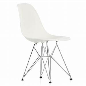 Eames Chair Weiß : eames plastic side chair dsr von vitra ~ Markanthonyermac.com Haus und Dekorationen