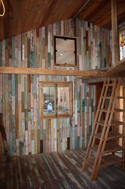 tiny texas deluxe homesteader cabin interior beadboard