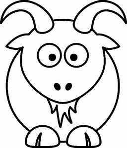 Simple Animal Coloring Pages | Animal Coloring Page ...