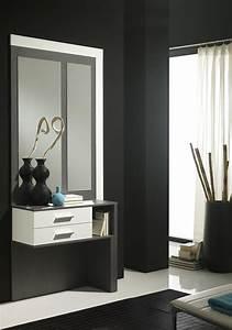 meuble d entree moderne pacxi zd1 meu dentr 024jpg With beautiful meuble entree avec miroir 8 javascript est desactive dans votre navigateur