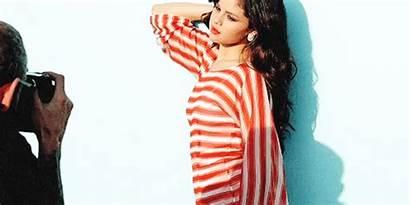 Selena Gomez Bazaar Lea Topless Michele Sibling