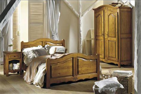 chambre à coucher bois massif joinville chambre à coucher en chêne massif