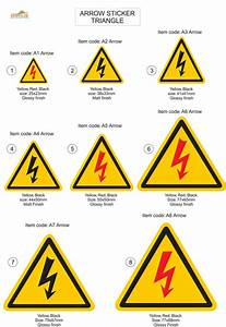 panel sticker suppliers manufacturers dealers in With electrical panel tags