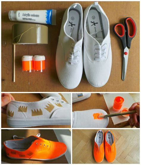 amazing diy sneakers makeover ideas