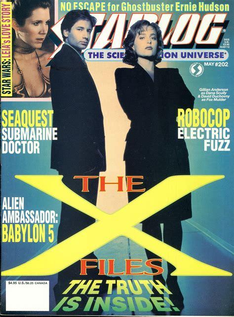 STARLOG magazine #202 1994 Stephanie Beacham SEAQUEST ...