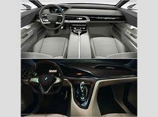Photo Comparison BMW Vision Future Luxury Concept versus