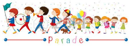 Parade Clipart Parading Clipart Clipground