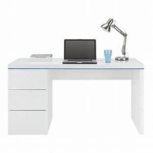 Schreibtisch Weiß Günstig : schreibtisch in wei hochglanz online kaufen m max ~ Indierocktalk.com Haus und Dekorationen