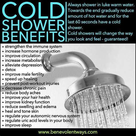 cold showers vs showers best 25 cold shower ideas on benefits of cold