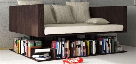 canapé avec bibliothèque intégrée 25 meubles modulables pour les fans de décoration