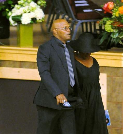 Bernie Mac Open Casket Funeral