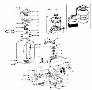 Muskin Sand Filter System  Fs567