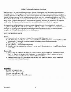 best photos of 30 day probation letter template 30 day With employment probation letter template