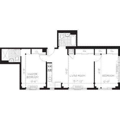 kent avenue apartments  rent  williamsburg