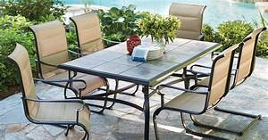 Home depot spring black friday sale 7 piece patio set for Home depot patio furniture sale 2014