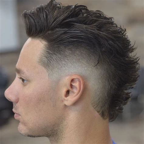 Faux Hawk Hairstyle by 55 New S Hairstyles Haircuts 2016