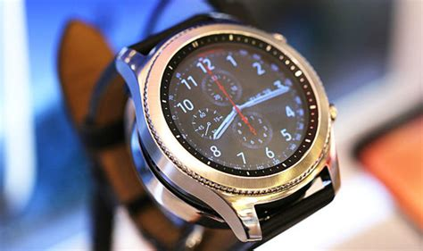 Samsung Gear S4 could beat Apple Watch to THIS brilliant