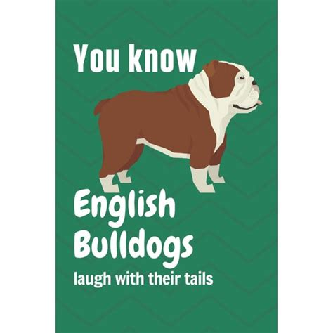 english bulldogs bulldog tails laugh fans know