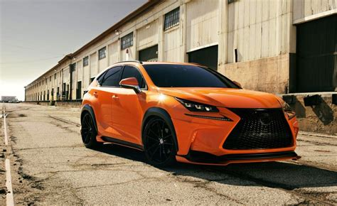 elite motorworks shows lexus nx  tuning potential