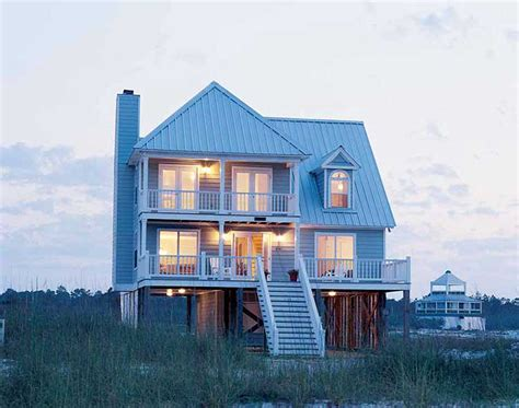 Beach Home Plan Perfection