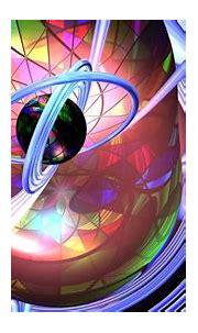 digital Art, Abstract, CGI, Render, 3D, Circle, Sphere ...