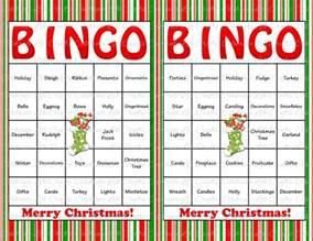 items similar to 30 christmas bingo cards diy printable game for christmas holiday party or