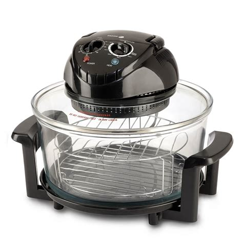 oven halogen convection tabletop ovens fagor quart recipes countertop infrared cook heating kitchen amazon rotisserie steam fry its racks meals