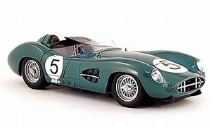 Aston Martin Miniature : aston martin dbr1 miniature no 5 sieger 24h le mans 1959 shelby collectibles 1 18 ~ Melissatoandfro.com Idées de Décoration