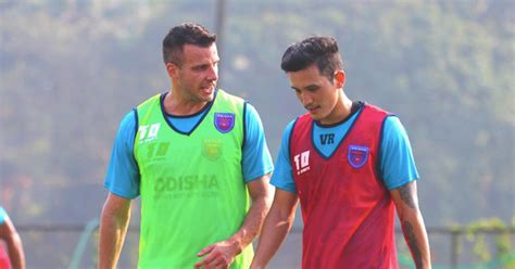 ISL: Ex-Premier League star Steven Taylor named Odisha FC ...
