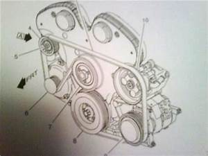 2003 Cadillac Deville Serpentine Belt Diagram