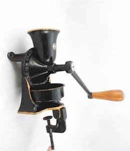 Antiguo Molino Para Café Mca. Spong & Co. Ltd. Ingles ...