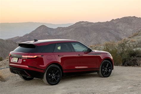 Land Rover Range Rover Velar Photo by 2018 Land Rover Range Rover Velar Review Drive