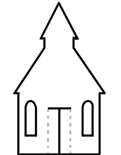 school house template  images preschool church