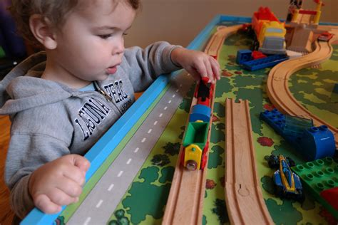 Train Tables For 2 Year Olds
