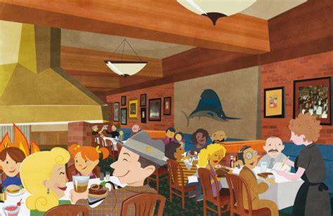 Saylers  South East Stark Street Illustrations