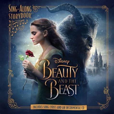 beauty   beast sing  storybook disney books