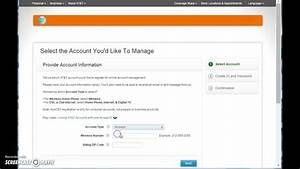 AT&T Wireless Login