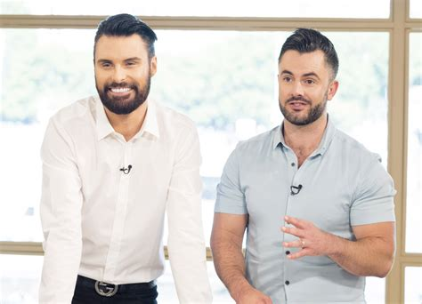 rylan clark neal reveals real reason he left this morning