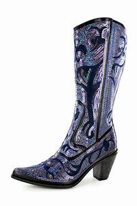 Helen's Heart/Glitz & Glam Bling Cowgirl Boots from Palm