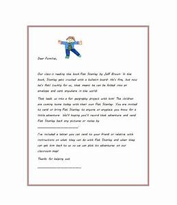 Example Of Letter Of Employment Verification 37 Flat Stanley Templates Letter Examples Free