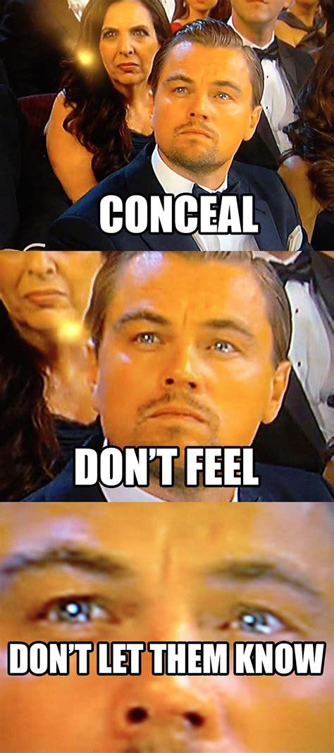 Leonardo Di Caprio Oscar Meme - 14 really truthful memes about leo dicaprio not winning an oscar university compare